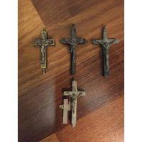 Крест католический (4 шт)
