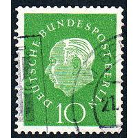 111: Германия (Западный Берлин), почтовая марка, 1959 год