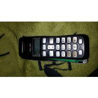 Неисправный радиотелефон Texet tx-d5300a, не показывает дисплей.
