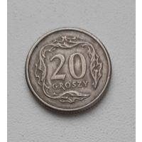 Польша 20 грош 1997