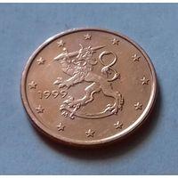 5 евроцентов, Финляндия 1999 г., AU