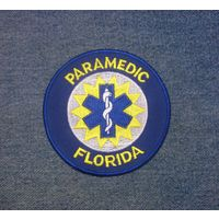 Шеврон Paramedic Florida