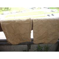Мешки для картошки из натуральной мешковины СССР