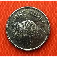 111-16 Сейшелы, 1 рупия 1997 г.