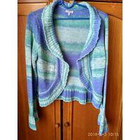 Теплый свитер 46-48 размер