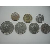 Хорватия набор монет