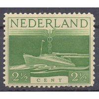 Нидерланды корабль флот