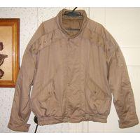 Куртка утеплённая деми мужская р.164-104-94