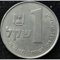 416:  1 шекель 1981 Израиль