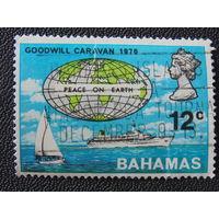 Багамы 1970 г. Флот.