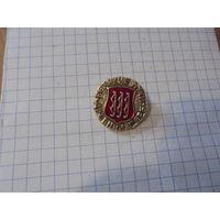 """Значок"""" Древний герб.Великие Луки"""""""