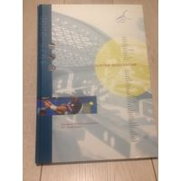Jubilee Publication: European Tennis Association 25th Anniversary by Olli Maenpaa, European Tennis Association and Charlotte Ferrari (2000, Book, Illustrated) ISBN 3952216801 Большой Теннис