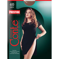 Колготки Conte Prestige 40 Den р-р 5 (bronz, grafit, shade, mocca) - 4 шт.