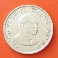 1 шиллинг 1997 КЕНИЯ
