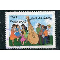 Бразилия. Музыкальные инструменты, виола