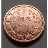 2 евроцента, Португалия 2002 г.