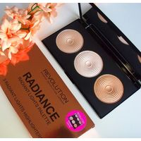 Палетка для макияжа лица Makeup Revolution Radiance