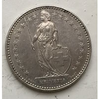 Швейцария, 2 франка 1994