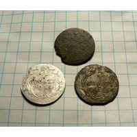 5 грошей 1818, 1821, 1822.