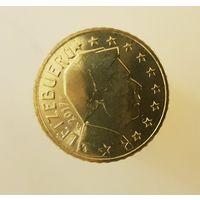 Люксембург 50 евроцентов 2017 г. UNC!