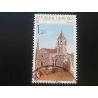 Хорватия 1995 стандарт, кирха