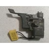 Кнопка от перфоратора бош-24 (-23) с переключатем реверса.