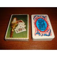 Игральные карты Рококо, 1987 г.