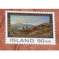 1970 Исландия Живопись  **