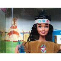 Барби / American Indian Barbie 1995