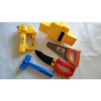 Инструмент игрушечный лотом