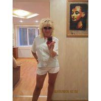 Блуза цвет светлая Бирюза -тренд этого года р. 50-52