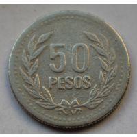 Колумбия, 10 песо 1994 г.