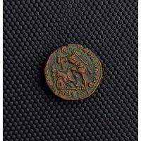 Констанций II. Битва 351-355 гг