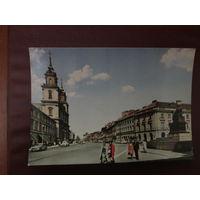Открытка.Польша.1963г