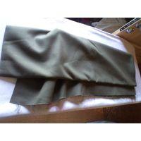 Отрез армейской ткани(плащ-пальто) для ВС СССР 215*150 см.