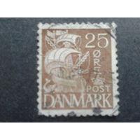 Дания 1934 каравелла