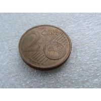 2 евроцента 2015г Литва