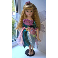Кукла фарфоровая Фея