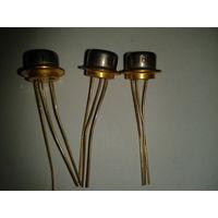 Транзистор КТ608Б (1984 год)