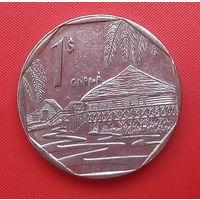 63-20 Куба, 1 песо 1998 г.