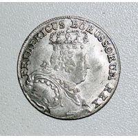 6 грош 1756 В Состояние  НОВОГОДНИЙ БЛИЦ