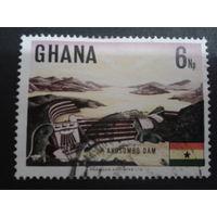 Гана 1967 лестница