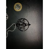 Продам оккультный кулон старинный