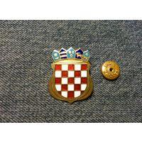 Кокарда Хорватии.