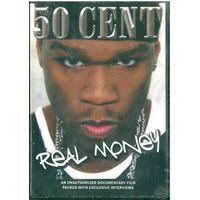 DVD 50 Cent - Real Money (2005)