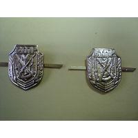 Эмблемы БООР (Белорусского общества охотников и рыболовов)