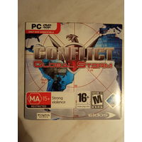 """""""Conflict: Global Storm"""" DVD"""