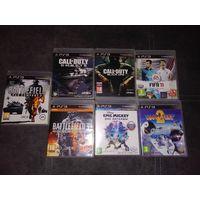 Диски PlayStation3 (PS3), PlayStation4 (PS4). Продажа/обмен