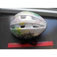 Шлем велосипедный, детский, 2-4 года