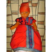 Кукла СССР на самовар